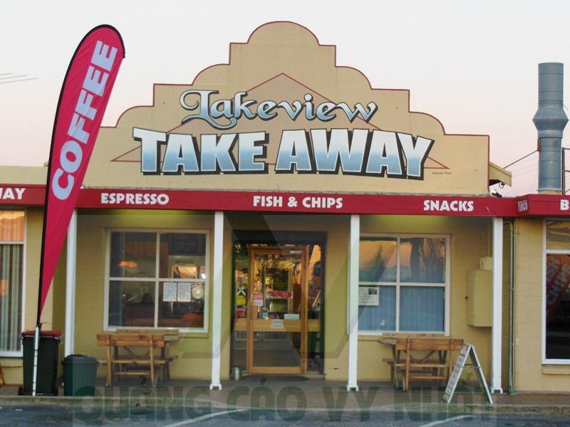 CÀ phê Take away